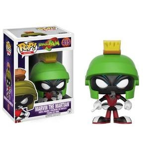 Funko Pop! Movies: Space Jam - Marvin the Martian #415