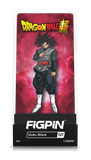 FiGPiN Dragon Ball Super: Goku Black - Collectible Pin with Premium Display Case (#121)