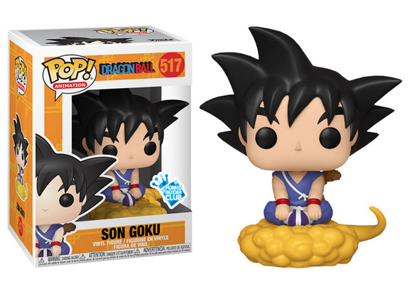 Funko Pop! Animation: Dragon Ball - Son Goku #517 GameStop Exclusive