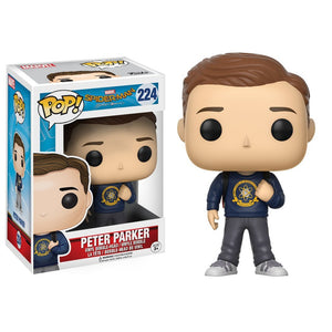 Funko Pop! Marvel: Spider-Man Homecoming - Peter Parker #224