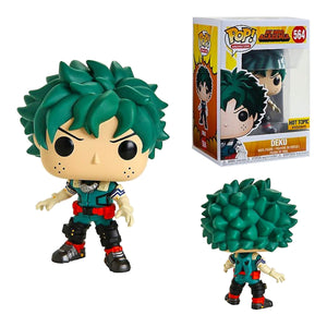 Funko Pop! Animation: My Hero Academia - Deku #564 Hot Topic Exclusive