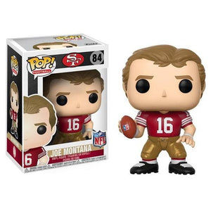 Funko Pop! Football: NFL - Joe Montana #84
