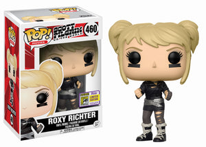 Funko Pop! Movies: Scott Pilgrim vs. the World - Roxy Richter #460 SDCC 2017 Exclusive