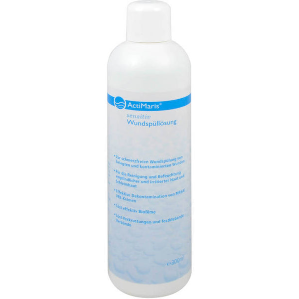 ACTIMARIS SENSITIV WUNDSPÜLLÖSUNG 300ml
