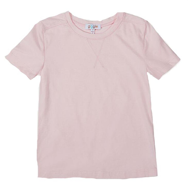 Light Pink Short Sleeve Tee