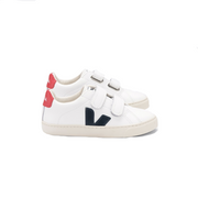 Small Esplar Leather White Sneakers