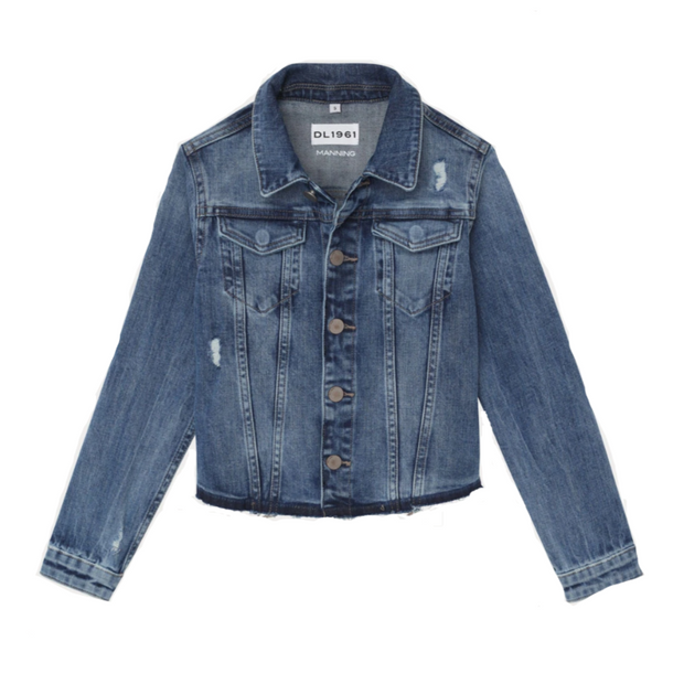 Manning Denim Jacket