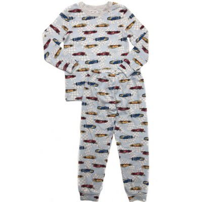 Race Cars Pajamas