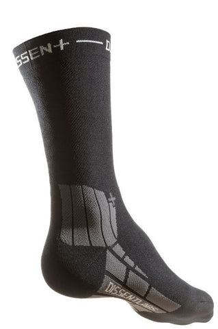 Dissent GFX Compression Crew riding socks