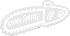 Steve Smith Chainsaw decals