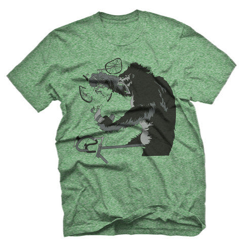 Kong Attacks t-shirt