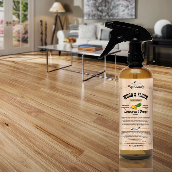 Wood & Floor Polish