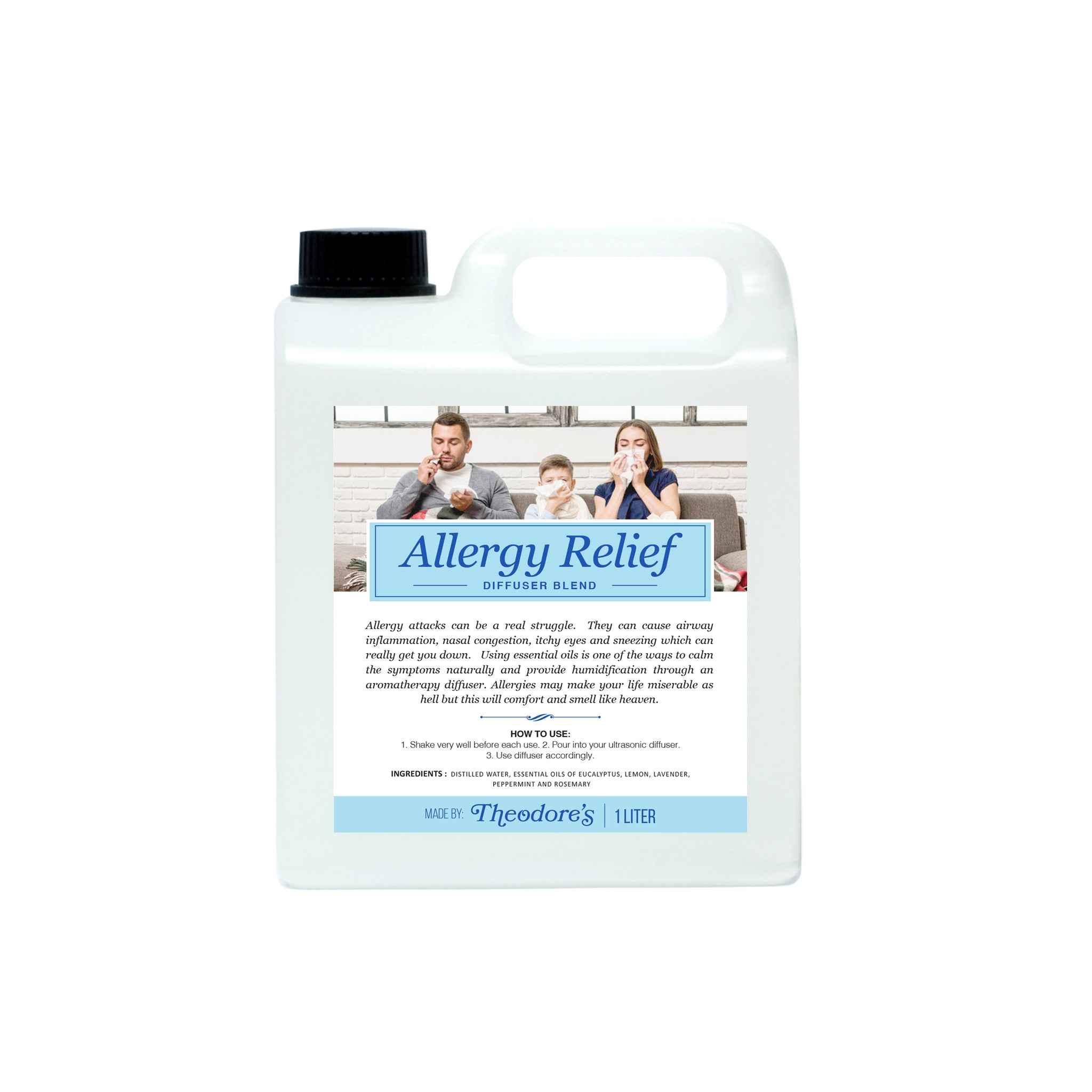 Allergy Relief Theodore S Home Care