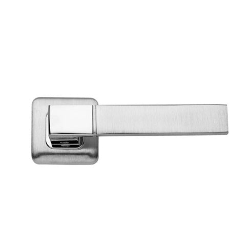 Chrome Gradient Door Handle (Pair)