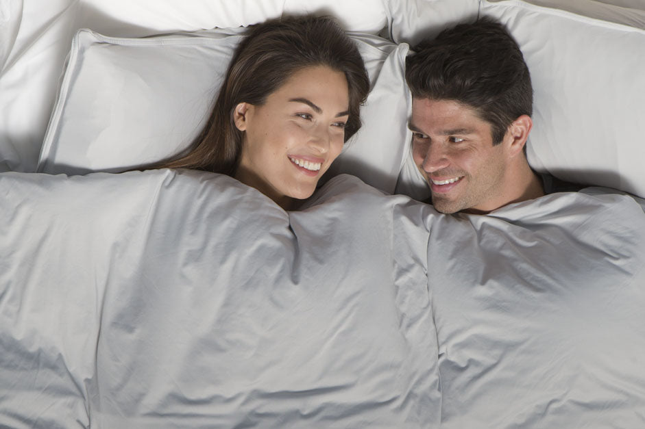 sheex technical fabric for better sleep