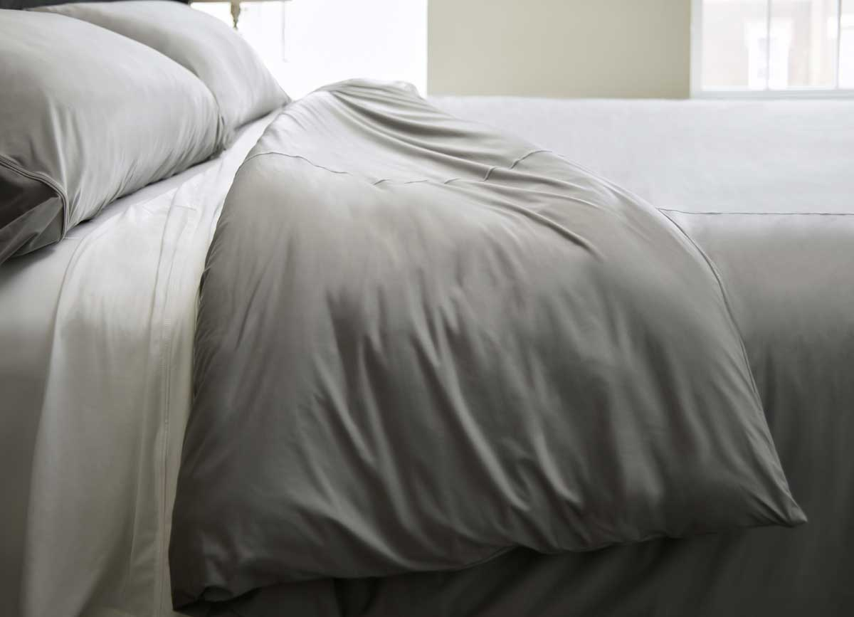 midnight label-duvet cover-stone-bed