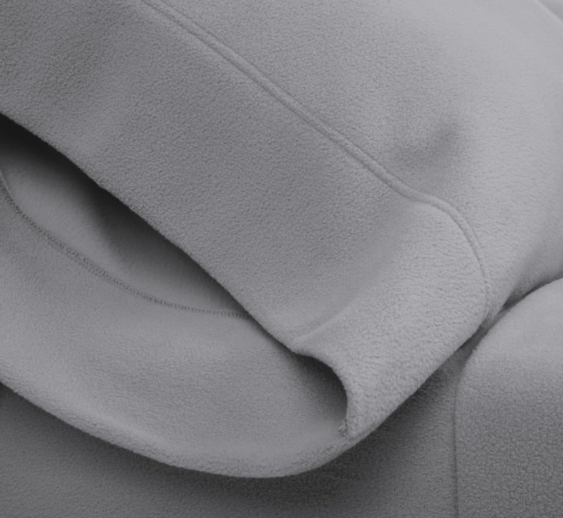 Performance Fleece Pewter