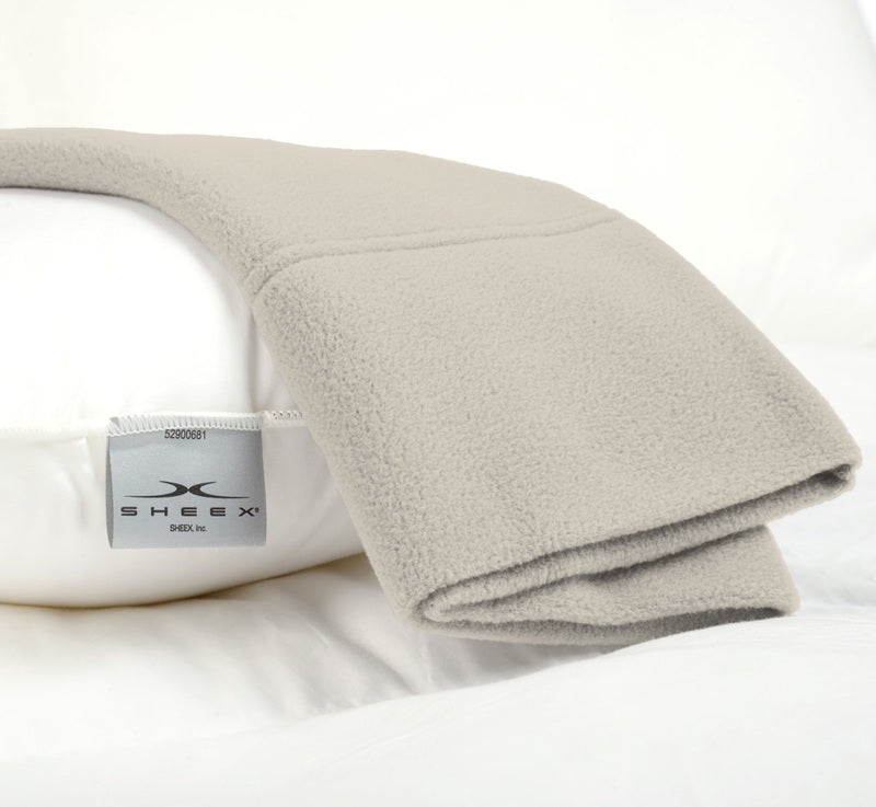 SHEEX Mini Fleece Pillowcase2