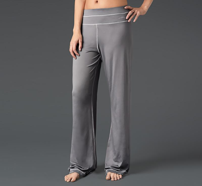 Women's Lounge Pant graphite front