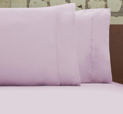 PERFORMANCE COTTON Pillowcases lilac