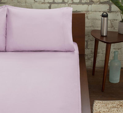PERFORMANCE COTTON Pillowcases lilac 3
