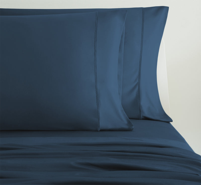 LUXURY COPPER Teal Color Pillowcases 2