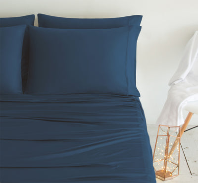 LUXURY COPPER Teal Color Pillowcases 3