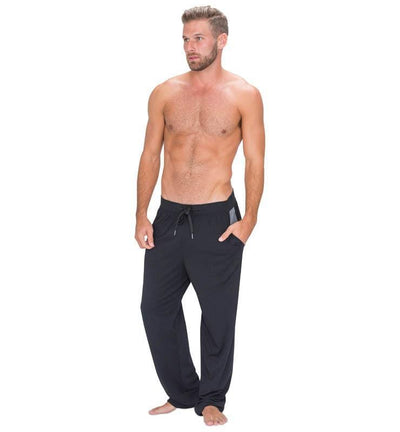 828 Men's Cool Down Pant black front