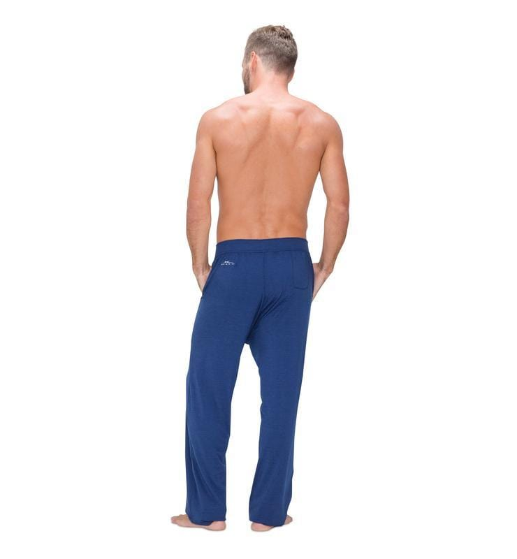 828 Men's Cool Down Pant navy back