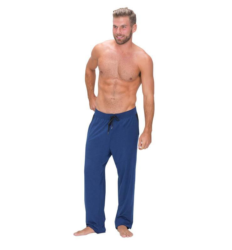 828 Men's Cool Down Pant navy front