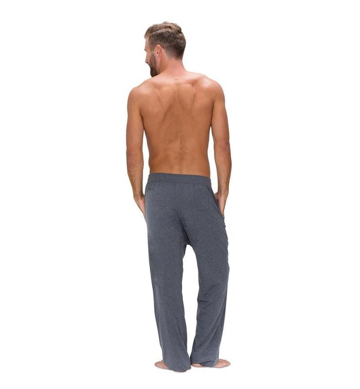 828 Men's Cool Down Pant heather-gray back