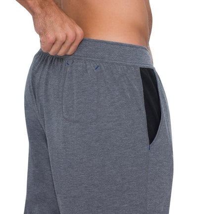 828 Men's Cool Down Pant heather-gray detail