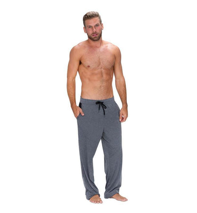 828 Men's Cool Down Pant heather-gray front