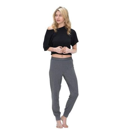 828 Women's Modern Jogger heather-gray front