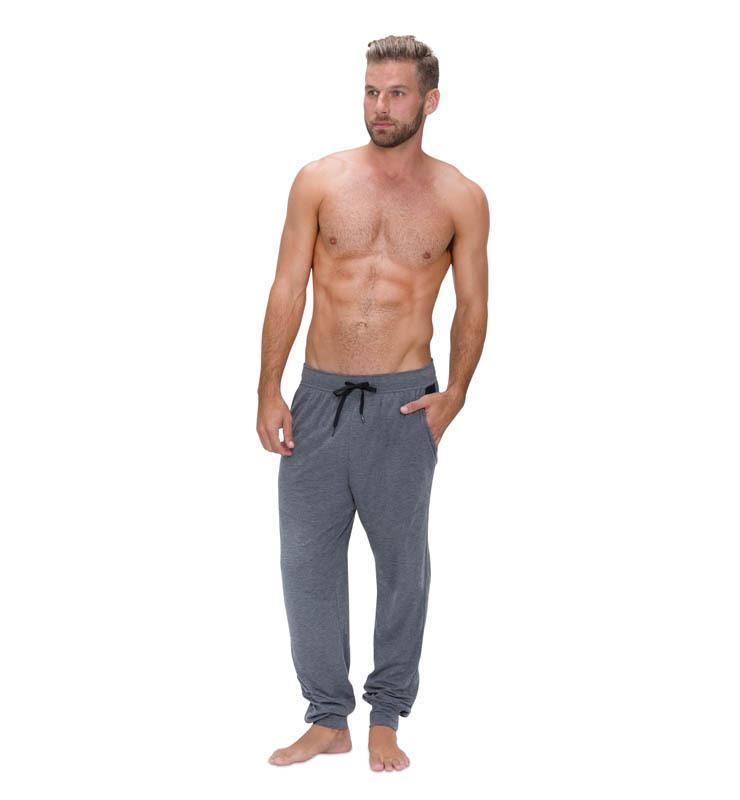 828 Men's Modern Jogger heather-gray front
