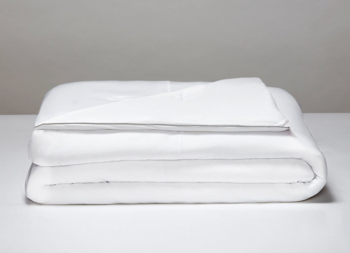 all season comforter stack
