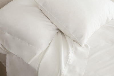 ECOSHEEX Bamboo Origin Sheet Set white 2