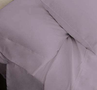 ECOSHEEX Bamboo Origin Sheet Set lilac 1