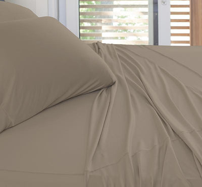 EXPERIENCE Sheet Set taupe 1