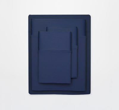 EXPERIENCE Sheet Set navy 2