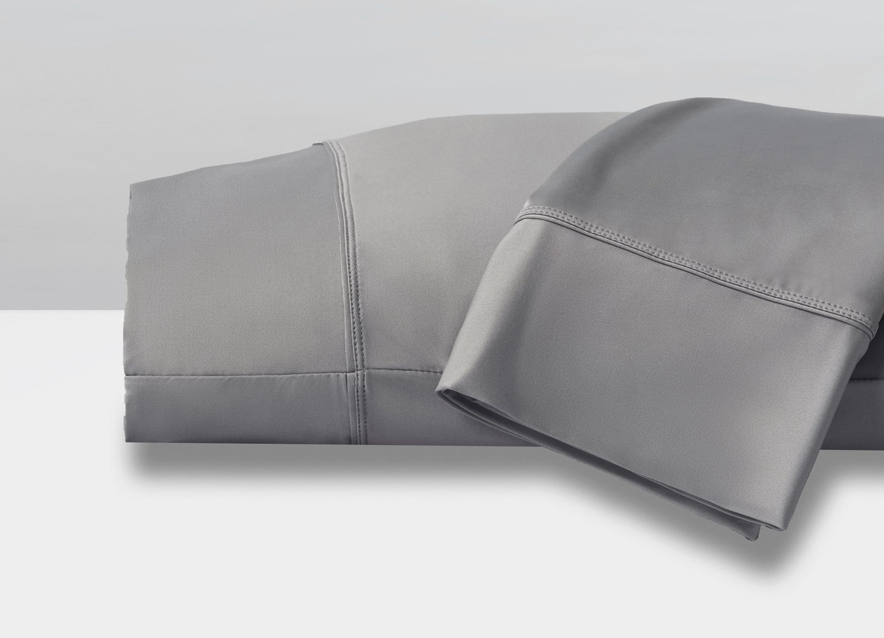 ORIGINAL PERFORMANCE Pillowcases shown in graphite #choose-your-color_graphite