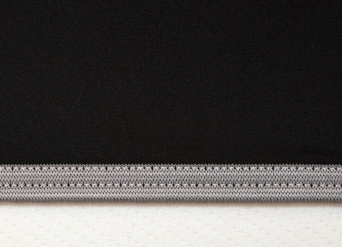 ORIGINAL PERFORMANCE Fitted Sheet black detail