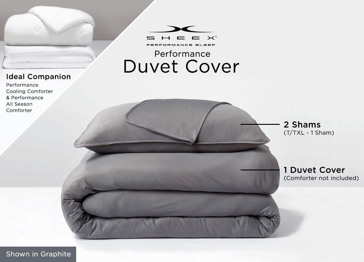 Duvet Cover Infographic #choose-your-color_graphite