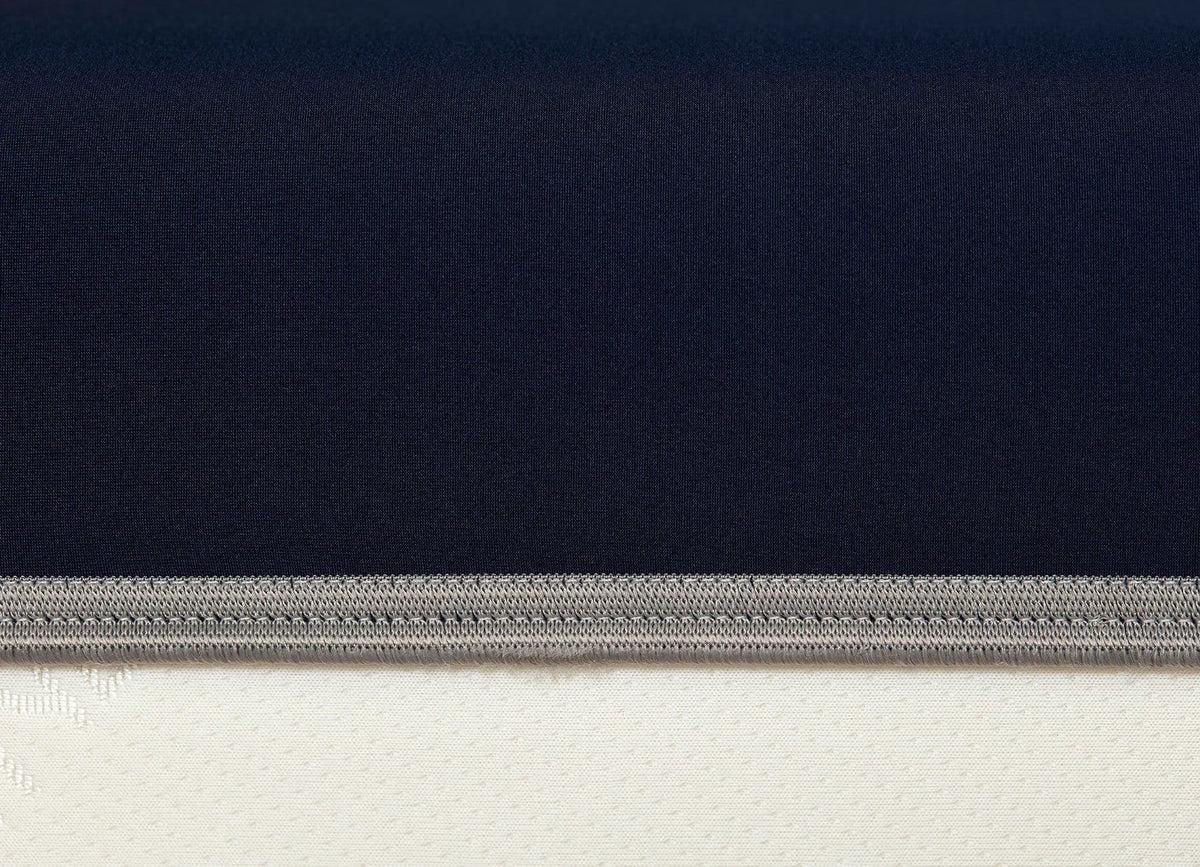 ORIGINAL PERFORMANCE Fitted Sheet Navy detail