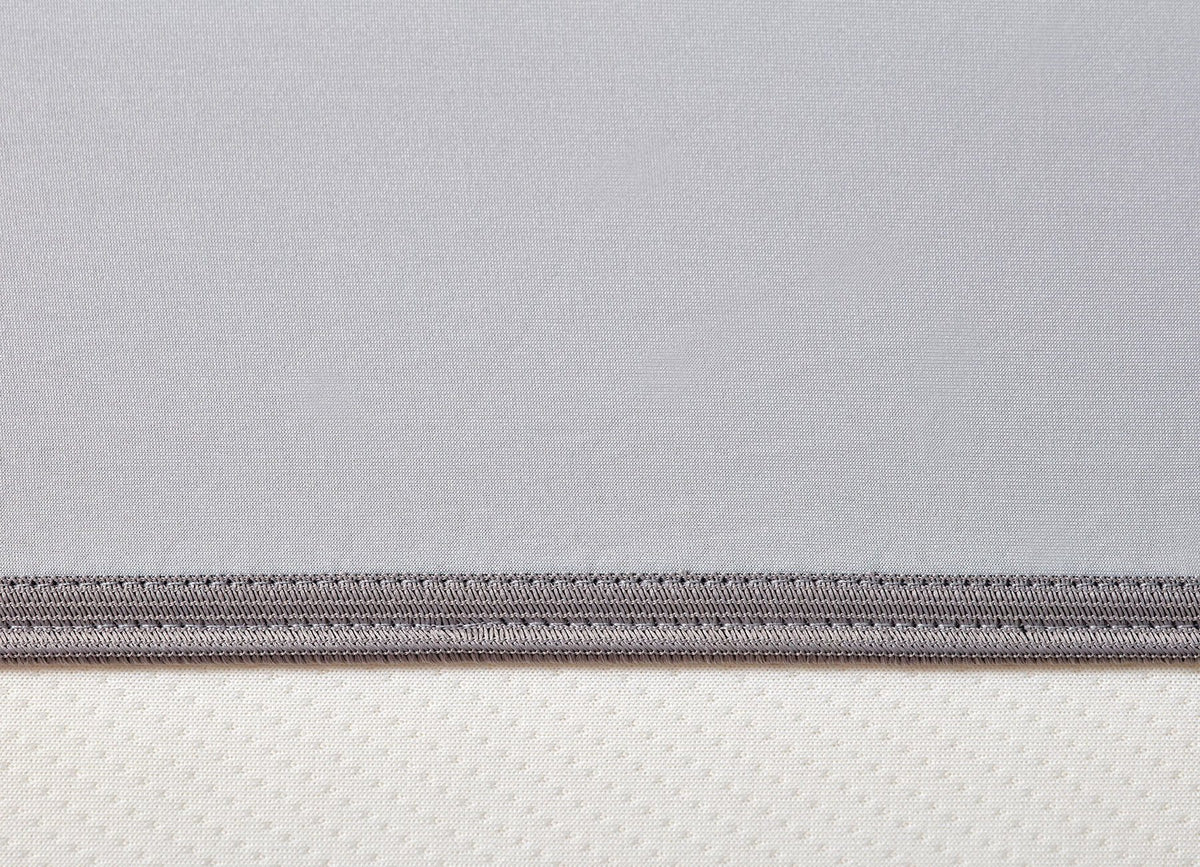 ORIGINAL PERFORMANCE Fitted Sheet pearl-blue detail