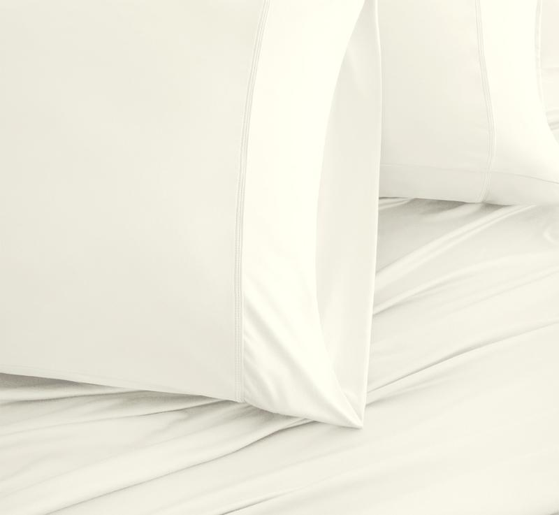 EXPERIENCE Pillowcases ivory 3