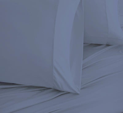 EXPERIENCE Pillowcases light-blue 3
