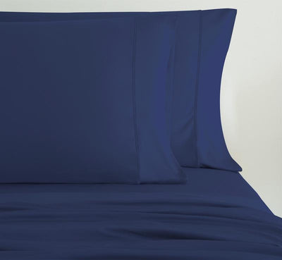 EXPERIENCE Pillowcases shown in navy #choose-your-color_navy