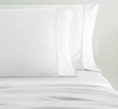 EXPERIENCE Pillowcases shown in white #choose-your-color_white