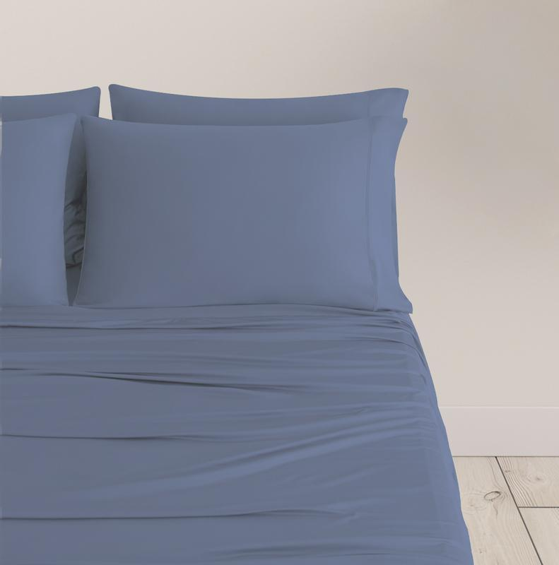 EXPERIENCE Pillowcases light-blue 1